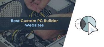 custom pc builder websites
